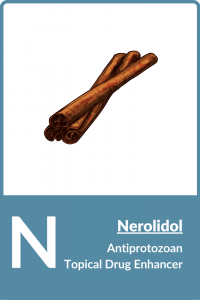nerolidol terpene