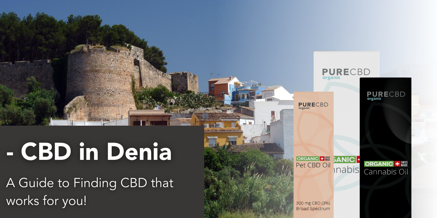 A Guide to Buying CBD in Denia Spain