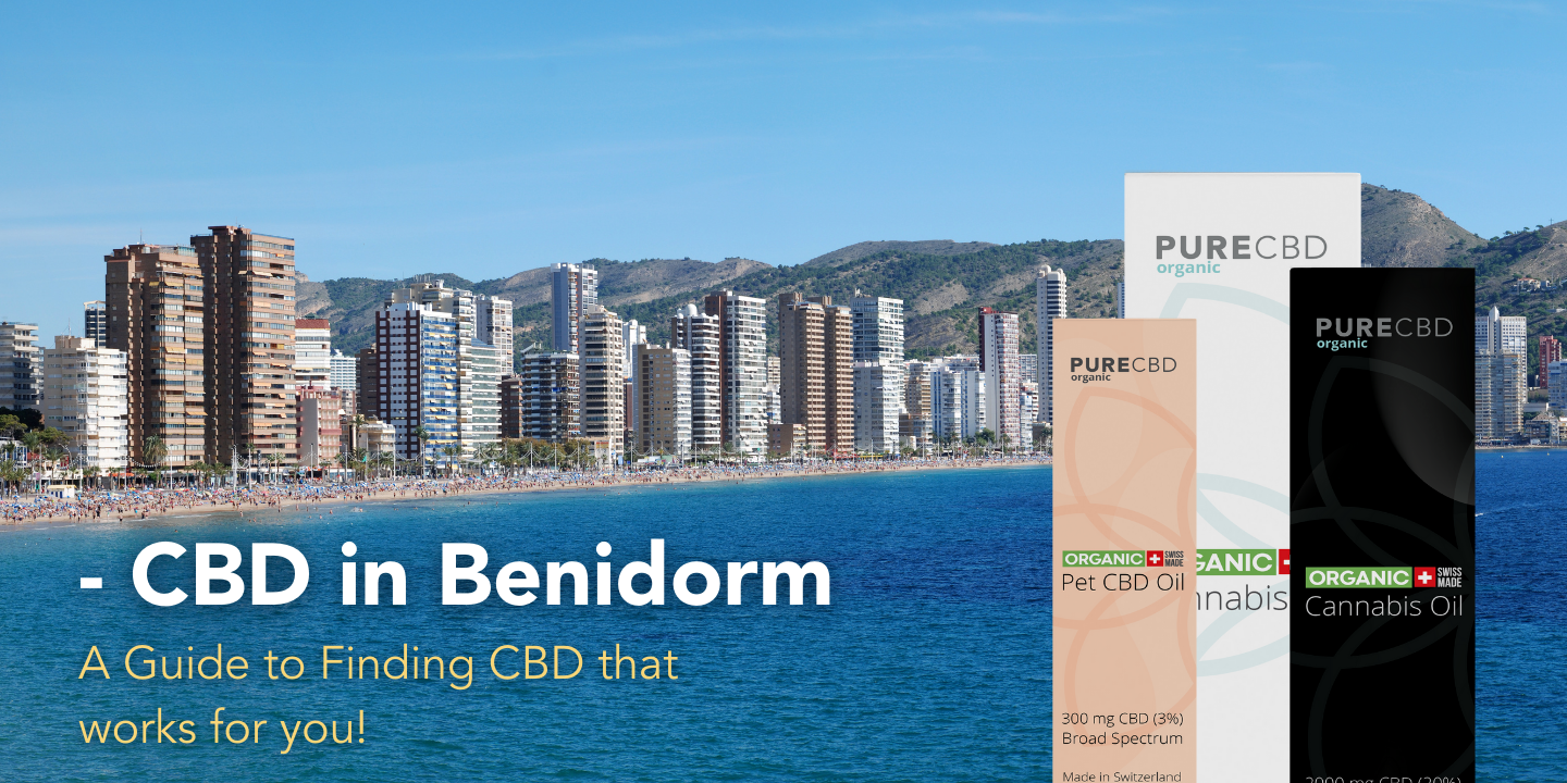 Best CBD Oil Benidorm