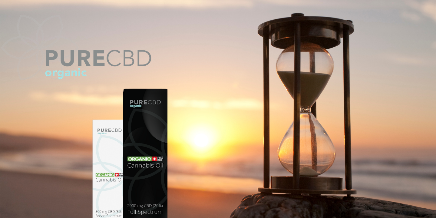 How much time does CBD effects last?