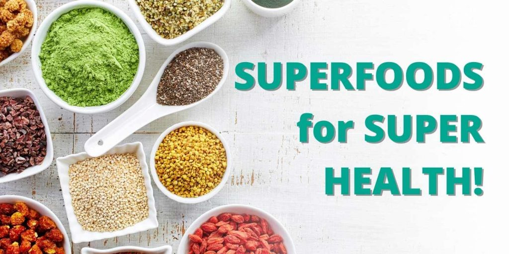 Taking CBD with Superfoods is a great path towards super health