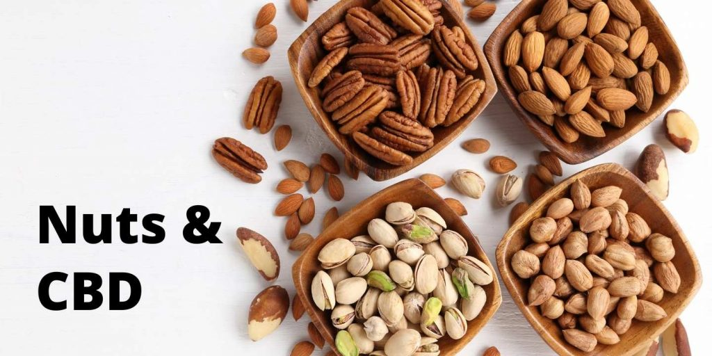 Nuts are a great source of protein and adding CBD to nuts helps give you the fuel to train harder