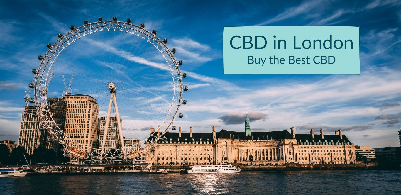 Buy Best CBD in London
