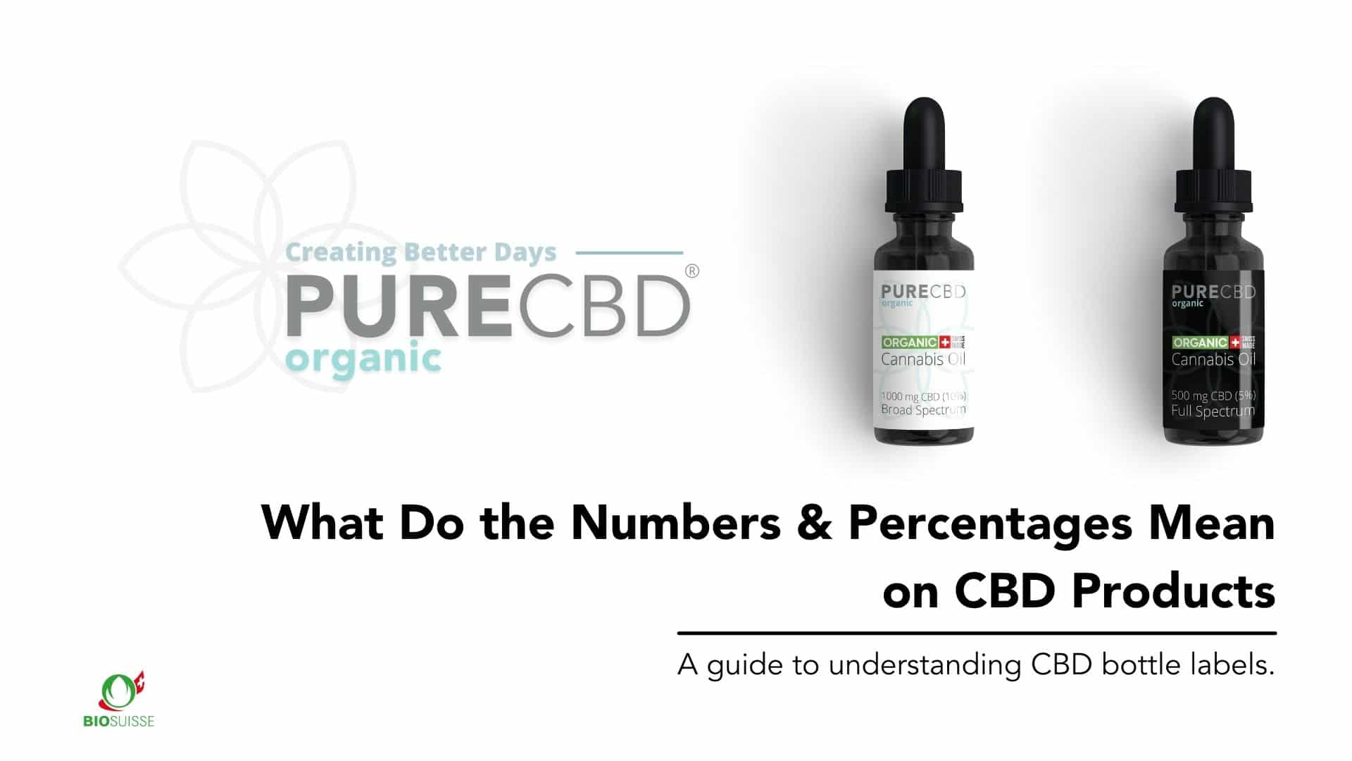 Want to understand CBD terminology? Here is a guide to understand CBD before you buy
