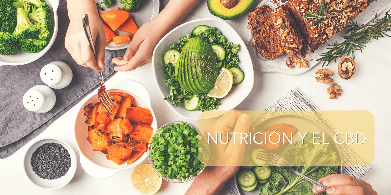 nutrición y el cbd