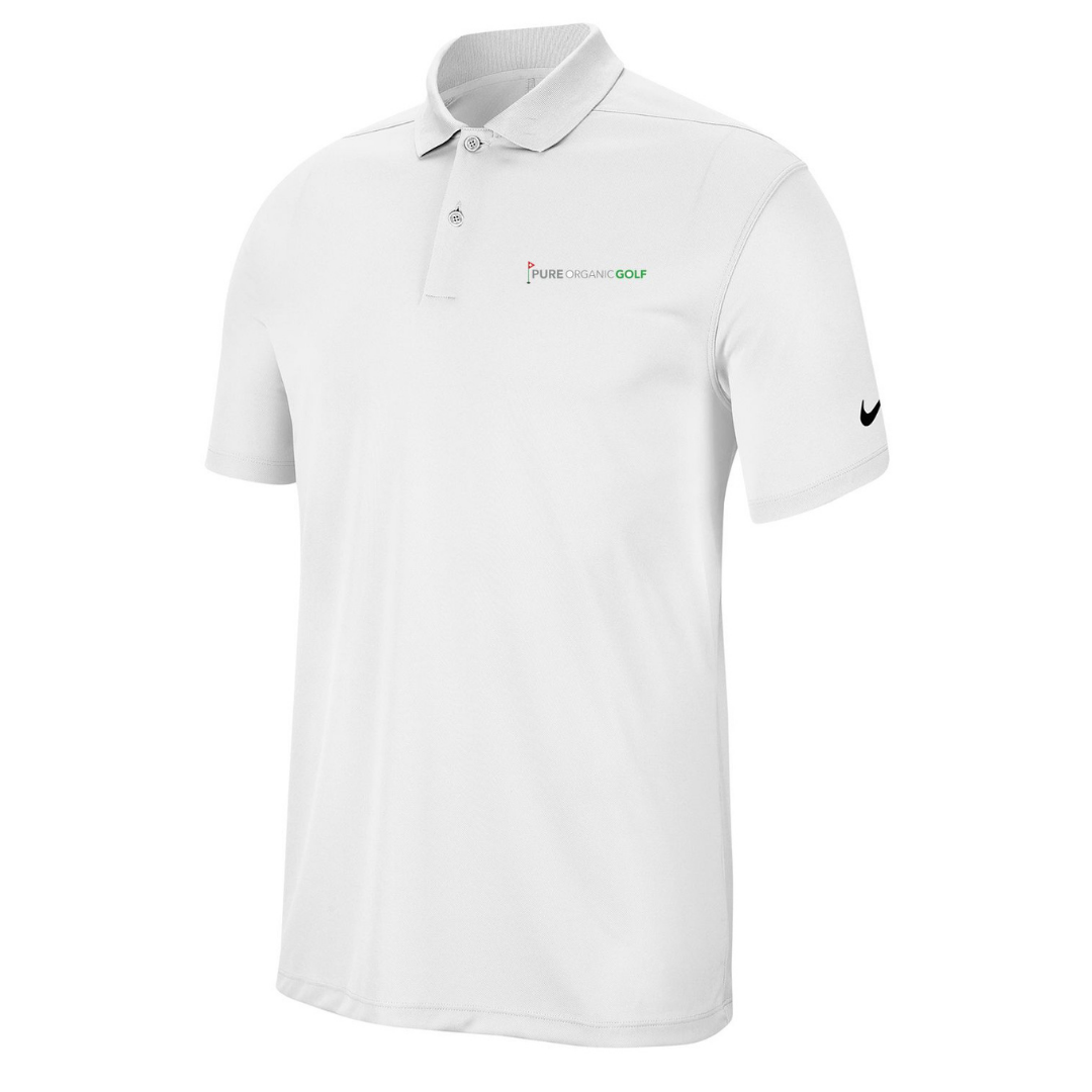 Our team shirt at Pure Organic Golf
