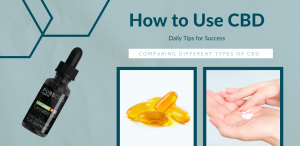 How to Use CBD