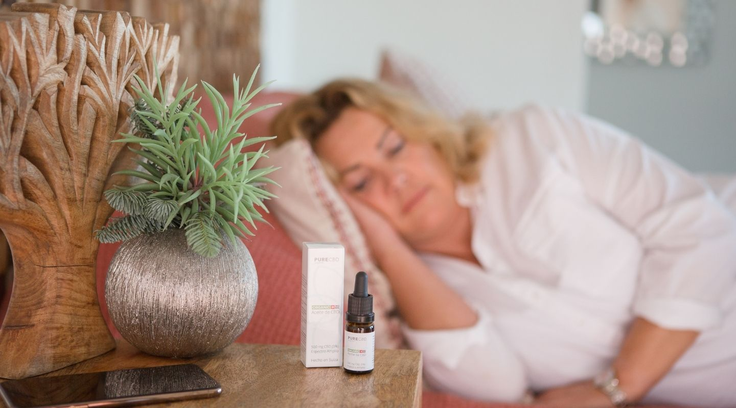 cbd for sleep and recovery